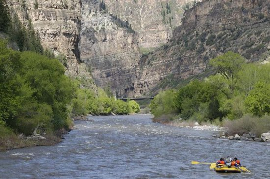 Glenwood Springs Short e Mite Rafting