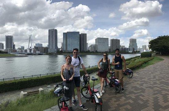電動自転車で巡る東京ツアー