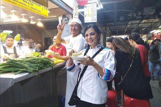 Tour pelo Mercado Central de Abasto