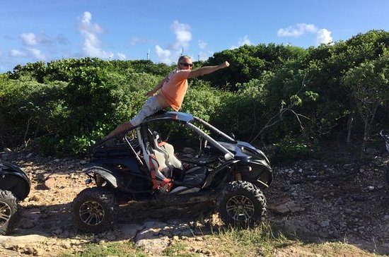 Quad and Buggy Adventure i Guadeloupe