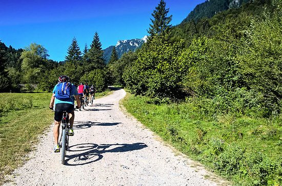 Mountainbike-Tour und Weinprobe