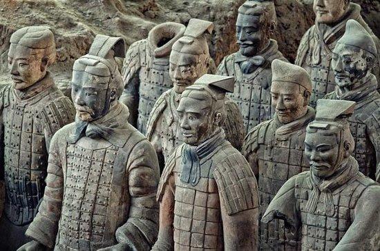 Excursión de un día a Xian con...