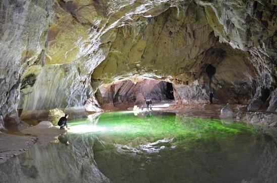 Grotte de Lombrives Admission Ticket