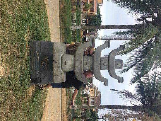 An Hoi Sculpture Garden