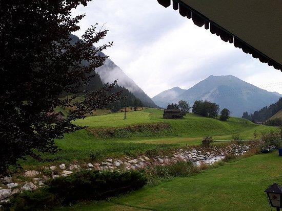Sellrain, Austria: Pension Adlerhorst