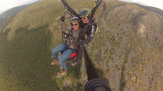 Miraflores de la Sierra, Spanien: feliz