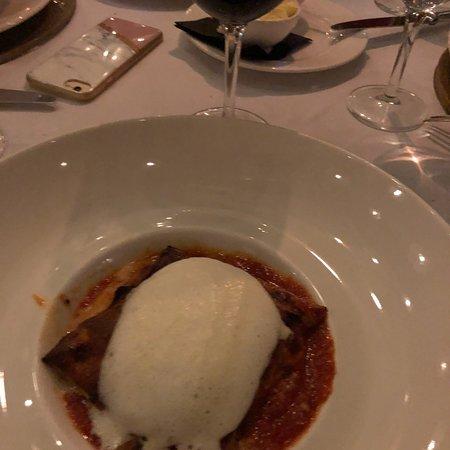 Magnifique restaurant Italien