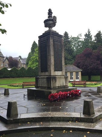 ‪‪Ilkley‬, UK: Ilkley War Memorial‬