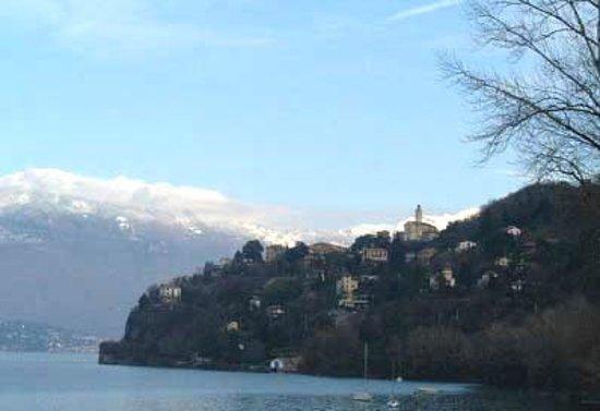 Pino Lago Maggiore, Italy: S. Quirico a Pino
