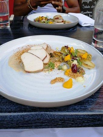 Restaurant la table du march dans bergerac avec cuisine - Restaurant la table du grand marche tours ...