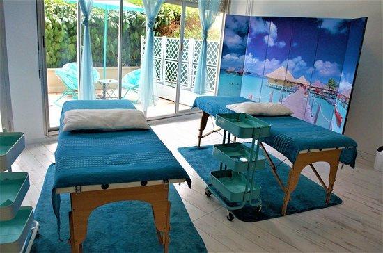 Enghien Les Bains, Francie: À propos de Esthétique 95 Situé dans un environnement verdoyant ,résidentiel à 200m du lac d'Eng