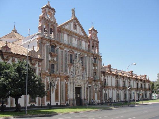 Palacio de la Merced: Fachada