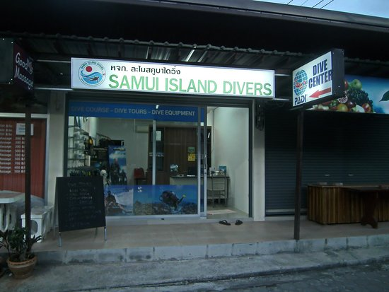 Samui Island Divers