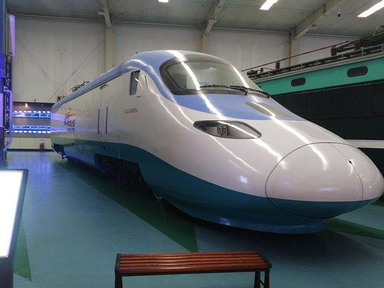 Steam Locomotive Gallery of Shenyang