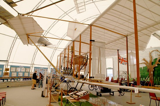Farnborough Air Sciences Trust Museum