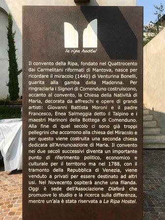 Nasturzio: info convento della Ripa