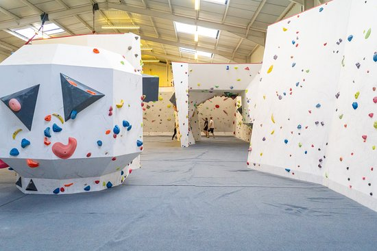 Flash Climbing Centre