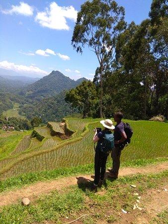 Toraja Village: West norts Toraja trekki with luther rape