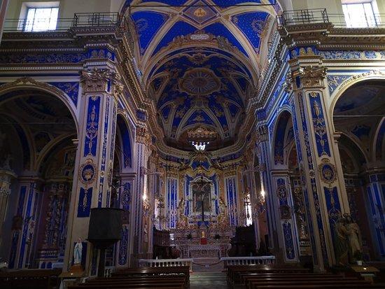 Parrocchia san Tommaso Apostolo in Dolcedo