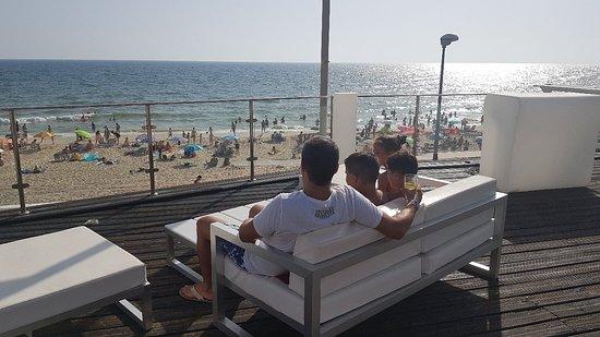 Carabela Beach Club & Gastromar: 20180827_180152_large.jpg