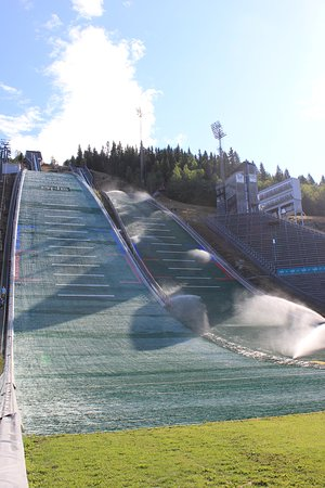 Lillehammer Olympic Park