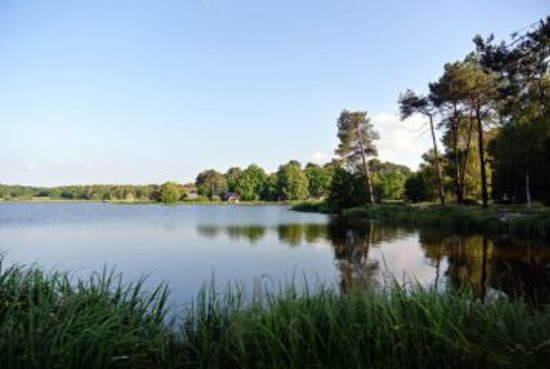Rille, France : lac