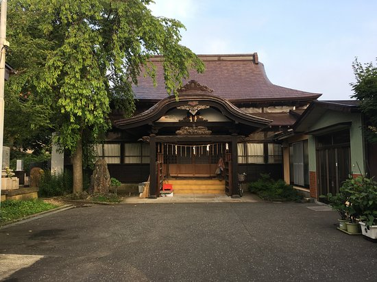 Denpo-ji Temple