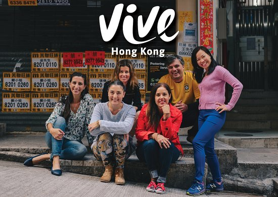 Vive Hong Kong Tours in Spanish and Portuguese