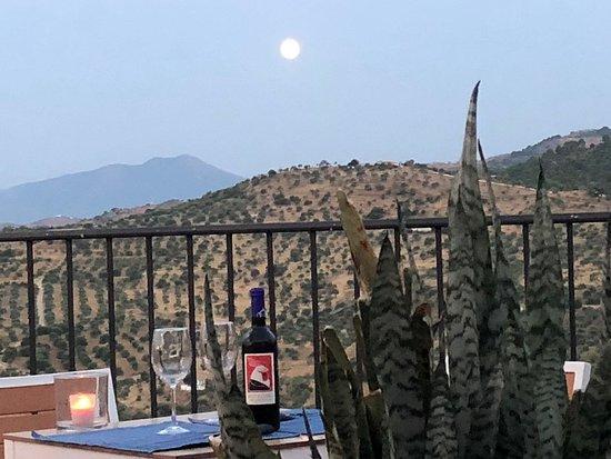 Tolox, Spain: Atardeceres