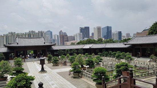 Nan Lian Garden: Monastery