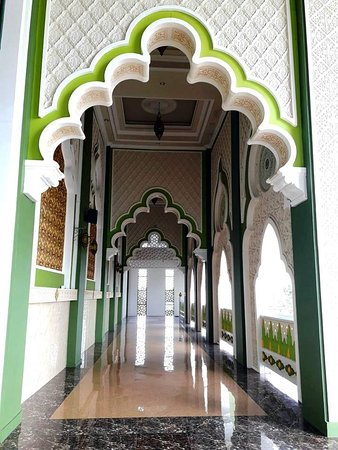 Grand Mosque Al-Ikhlas in Ketapang in West Kalimantan, Indonesia