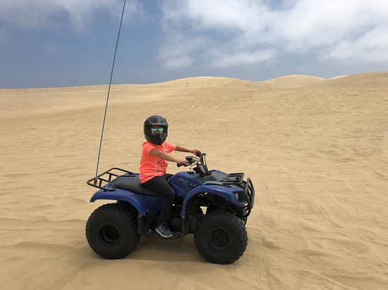 Oceano Dunes State Vehicular Recreation Area
