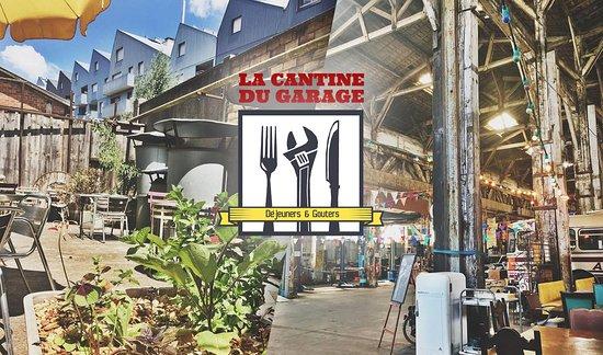 La cantine du garage bordeaux restaurant avis num ro - Le garage restaurant montbonnot ...