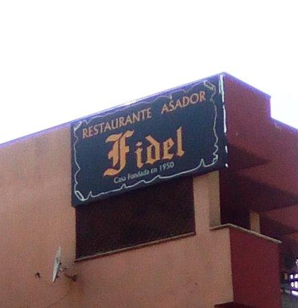San Vitero, Spanien: Fachada