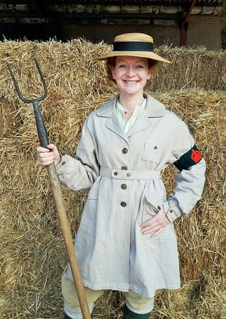 Belford Museum: Lucy Addlington talk about the history of women in WW1