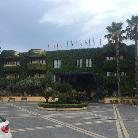 Caesar palace hotel taormina sicily giardini naxos reviews photos price comparison - Hotel caesar palace giardini naxos ...