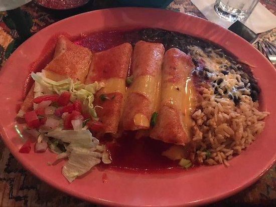 Shawnee Mission, KS: Enchiladas!