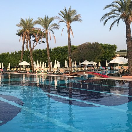 Pool Picture Of Limak Atlantis Deluxe Resort Hotel Belek Tripadvisor