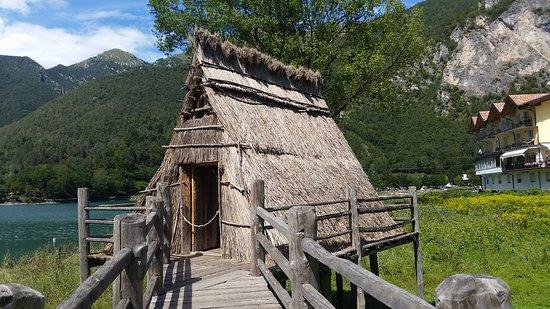 Museo delle Palafitte del Lago di Ledro: la palafitta