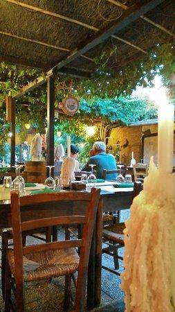 Scarlino Scalo, Italy: Interno del locale