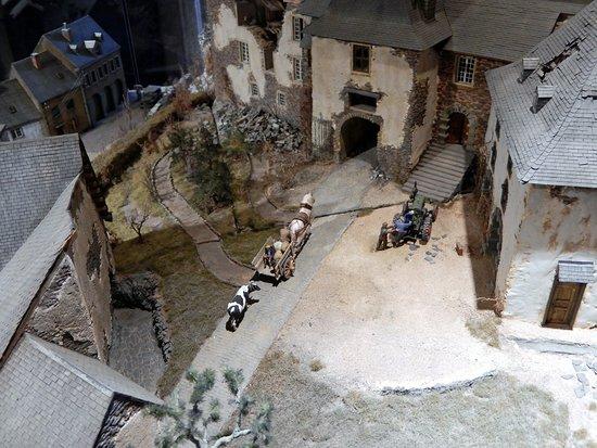 写真Musée de Maquettes des Châteaux枚