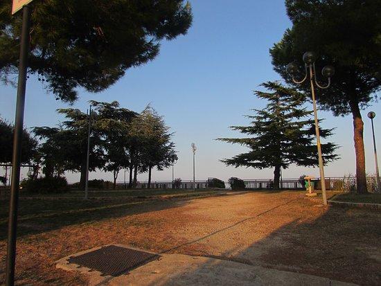 Tortoreto, Italy: Parco Della Fortellezza