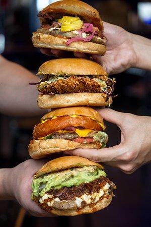 San Nicolas de los Garza, Mexico: ¿Ya conoces nuestras hamburguesas? ¡Te van a encantar!
