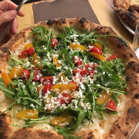 Una buona pizza!