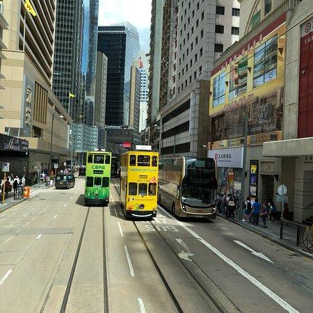 Hong Kong Tramways (Ding Ding): Потрясающие Гонконгские трамваи