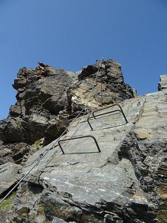 Sentiero degli Austriaci: Quasi in cima