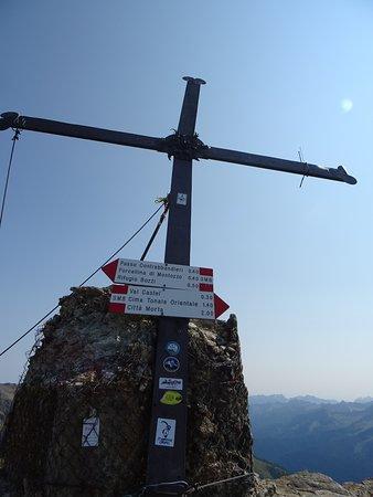 Sentiero degli Austriaci: Croce di Vetta