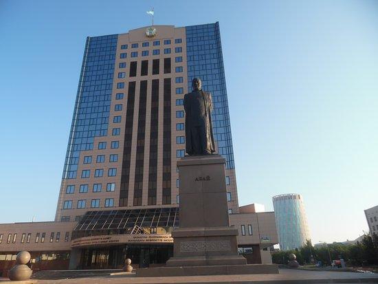 Abai Kunanbayev Monument