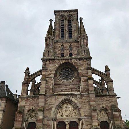 Phalsbourg, França: Eglise Notre-Dame-de-l'Assomption
