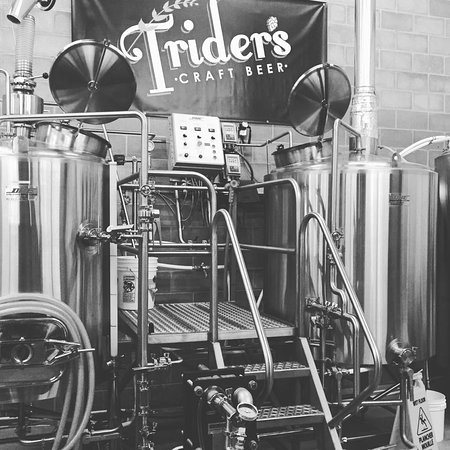 Trider's Craft Beer